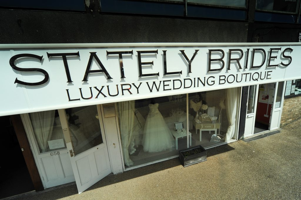 Stately Brides of Belper exterior