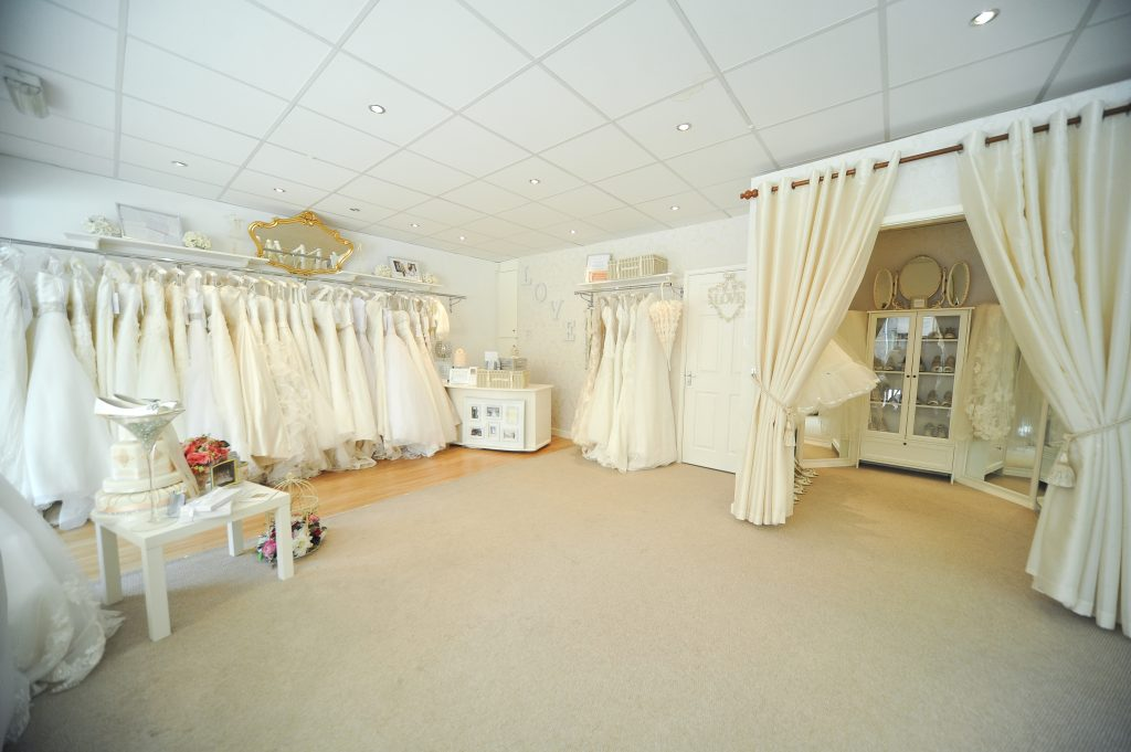 Wedding Dresses in Belper