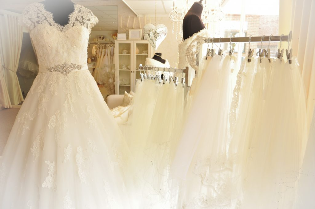 Wedding Dresses in Stately Brides